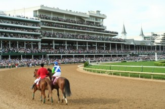 We are 95 days away from the 140th running of the Kentucky Derby