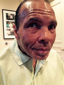 Muhammad Ali's family release this photo of the champ