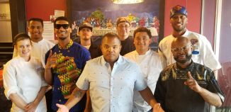 teamsuperchefs and roger mooking