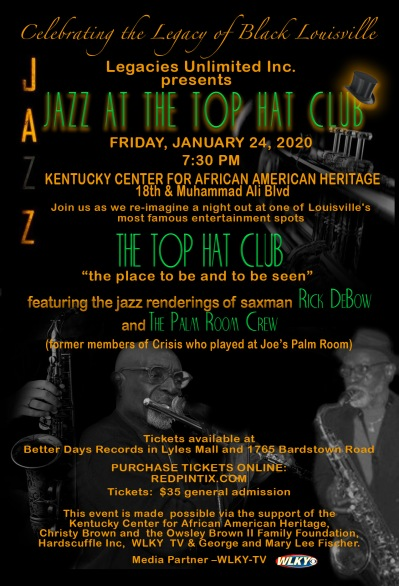 Jazz at the Top Hat 2020
